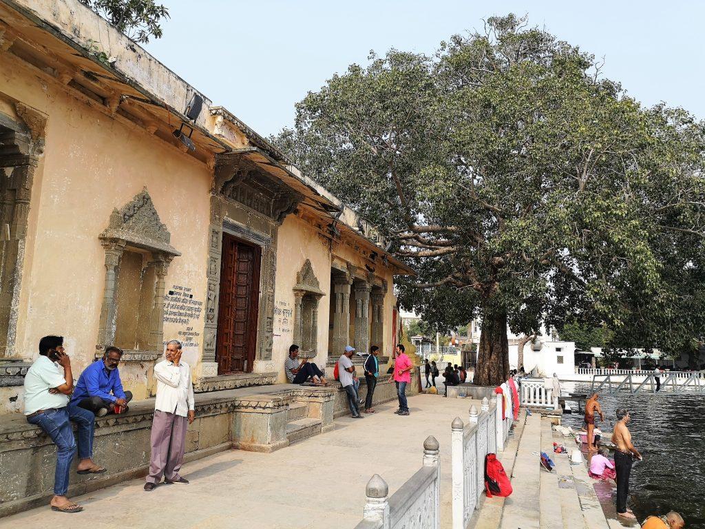 Ambrai Ghat / Manji Raj Ka Ghat - Udaipur - Rajasthan, India