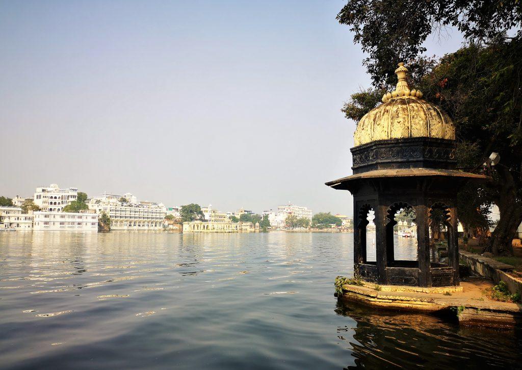 Lake Pichola - Udaipur - Rajasthan, india