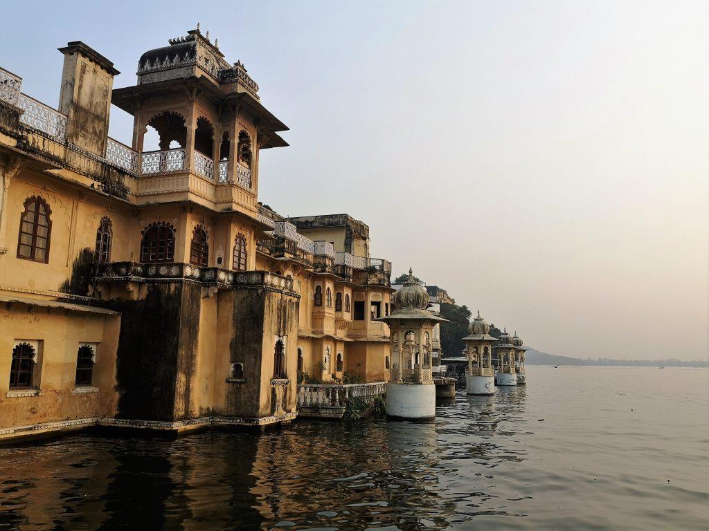 Gangaur ghat van Udaipur