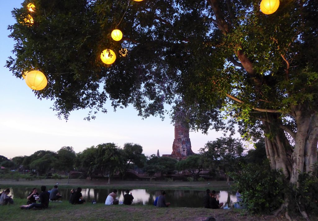 jazz in the world heritage - Ayutthaya