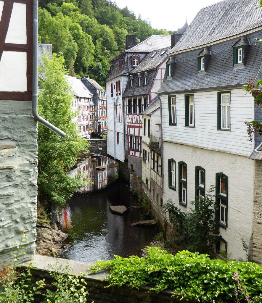 Visit Beautiful Medieval Monschau - Eifel, Germany