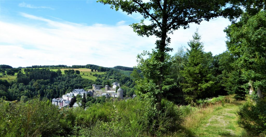 Hiking in the area of Monschau - Duitsland