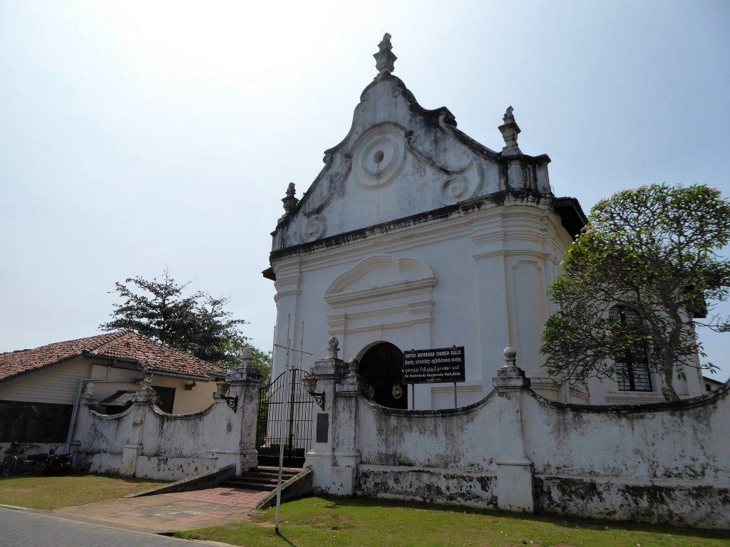 UNESCO Galle - Protestant Church