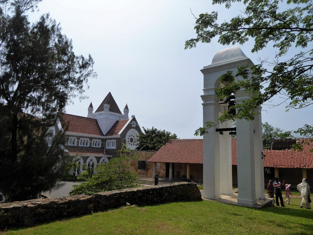 UNESCO Galle - All Saints' Church