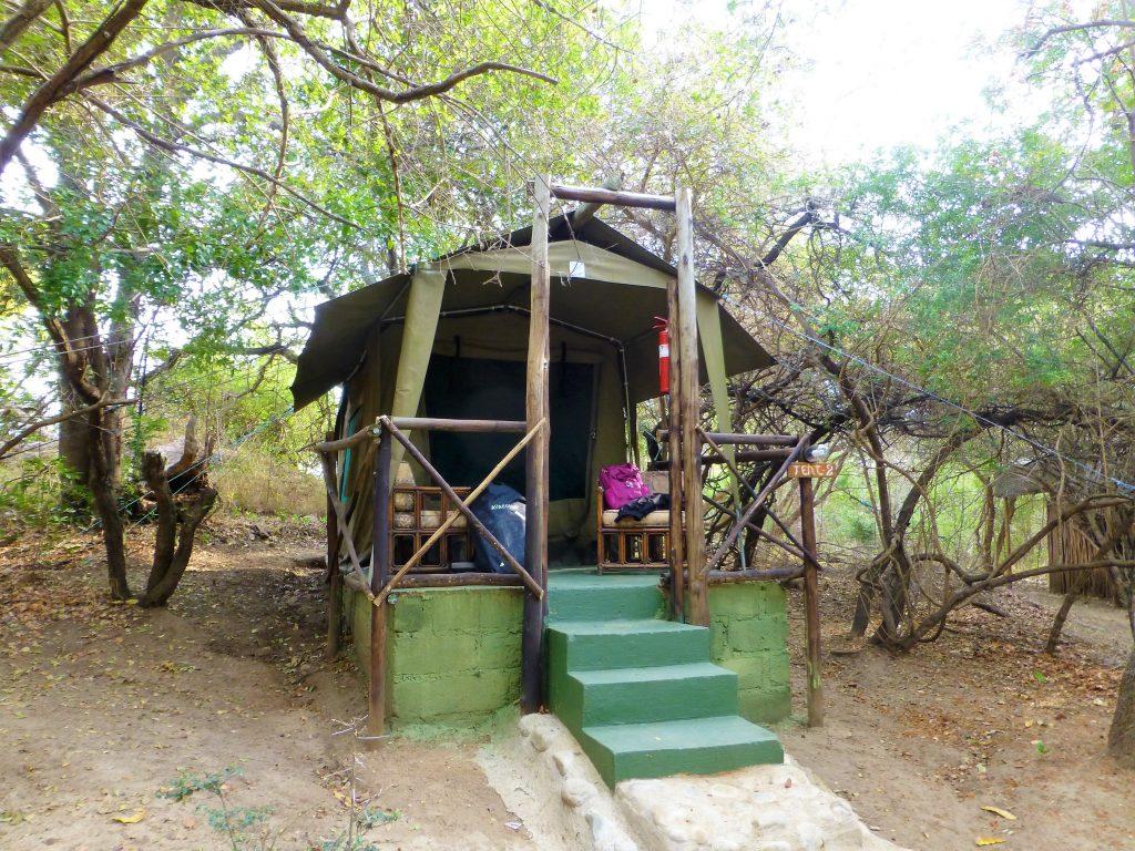 Marc's Treelogde - Zuid Afrika