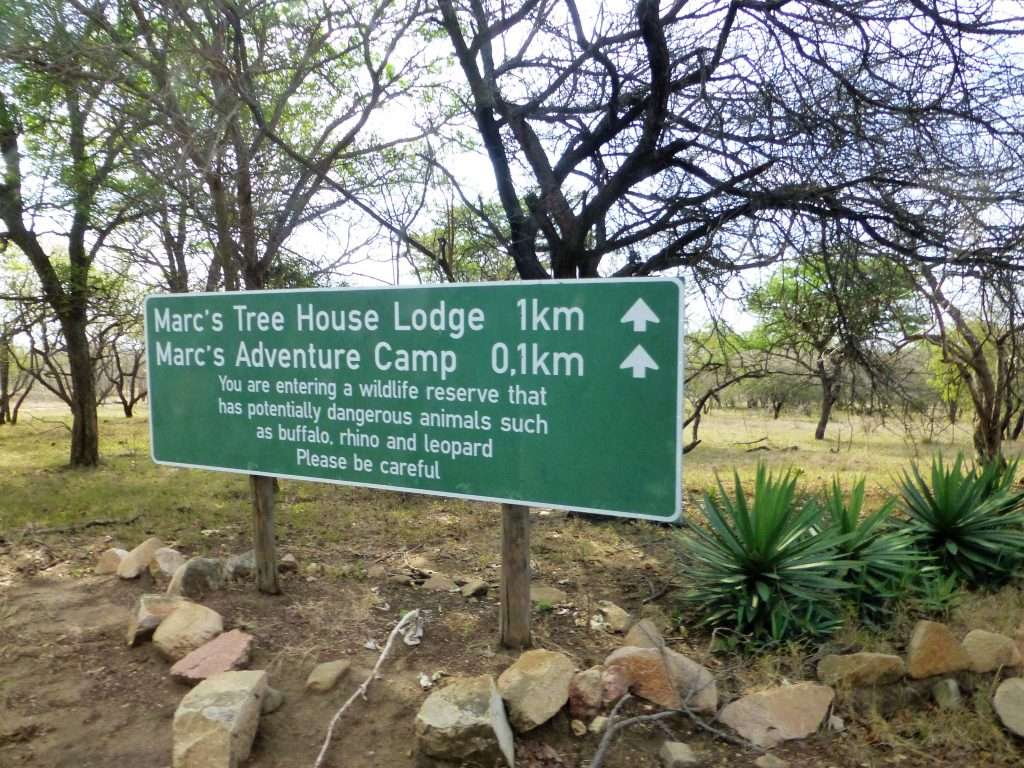Marc's Tree Logde - Zuid Afrika