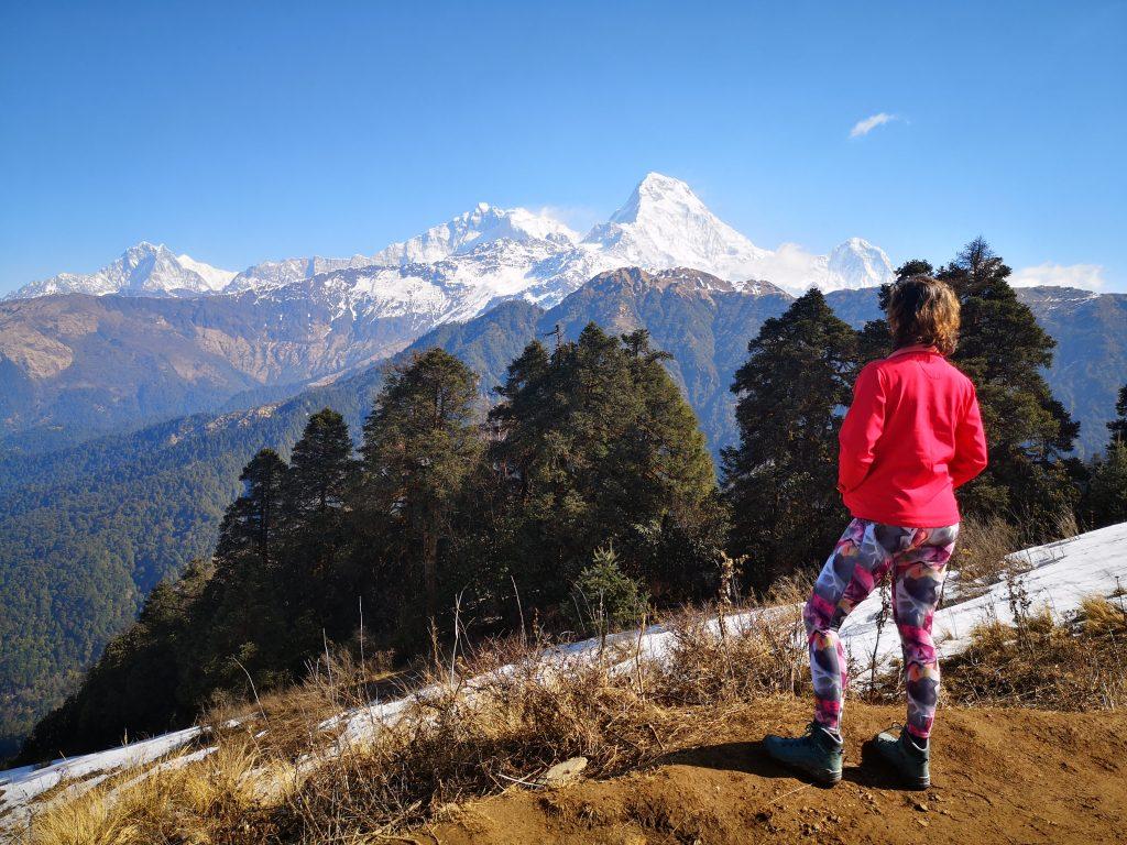 Plassen in de natuur - Nepal