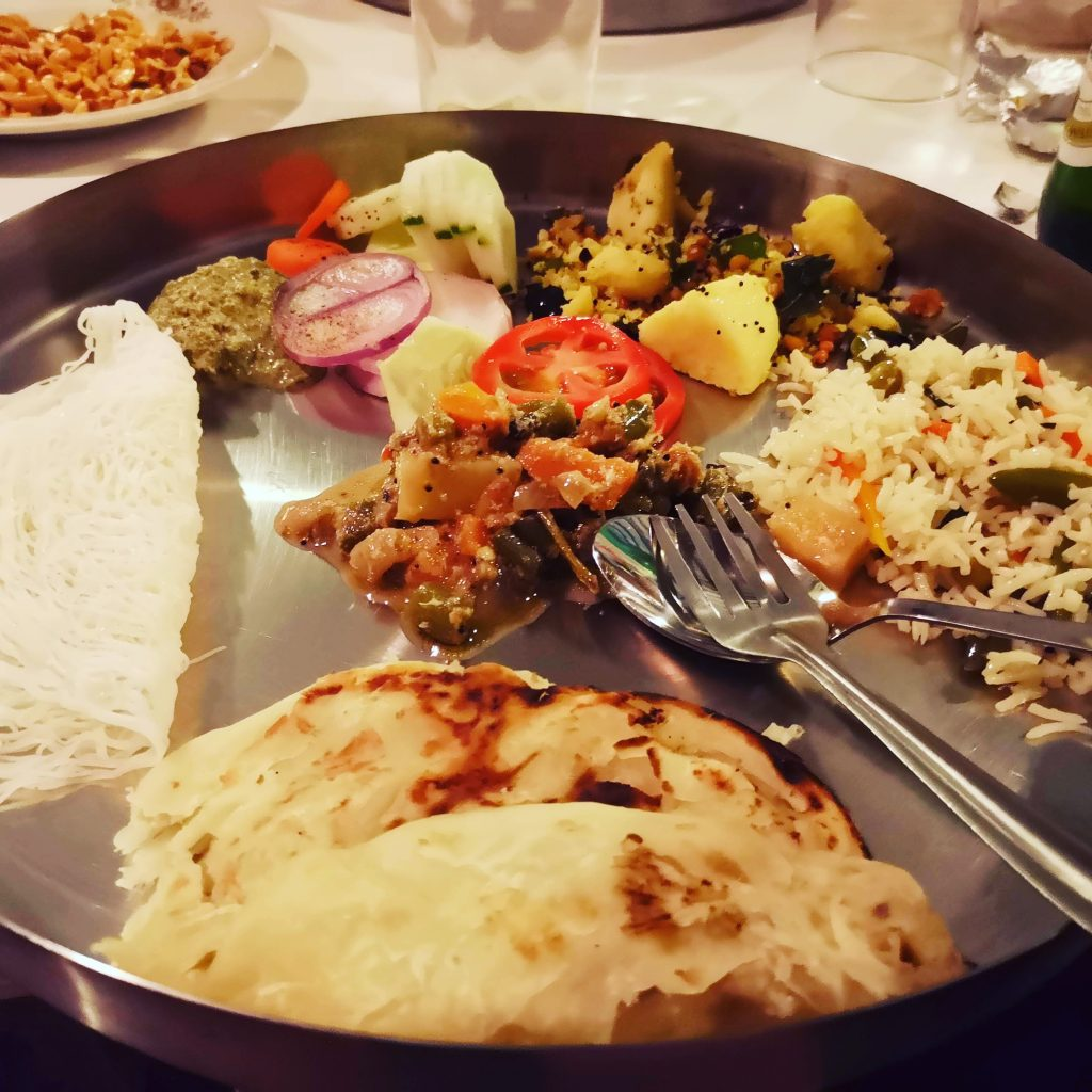 Food in Chennai - India