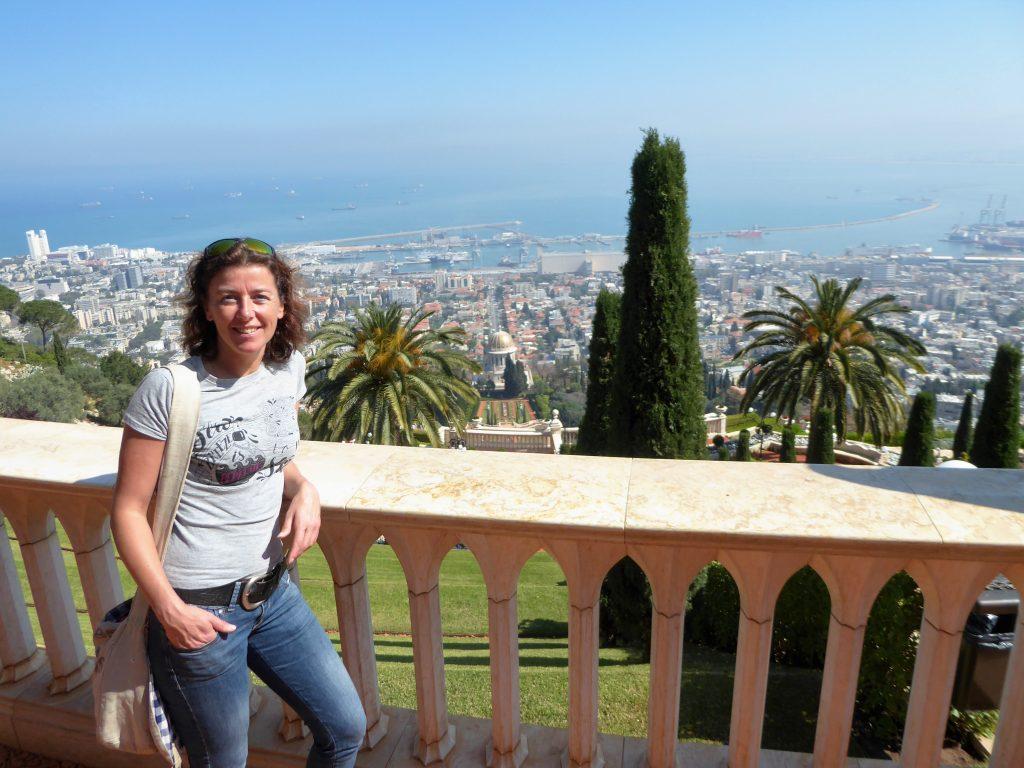 Wandeling door wijken van Haifa - Israel