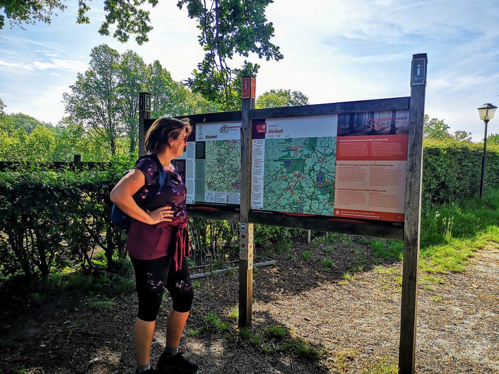 Wandelen in Twente - Stuwwalroute