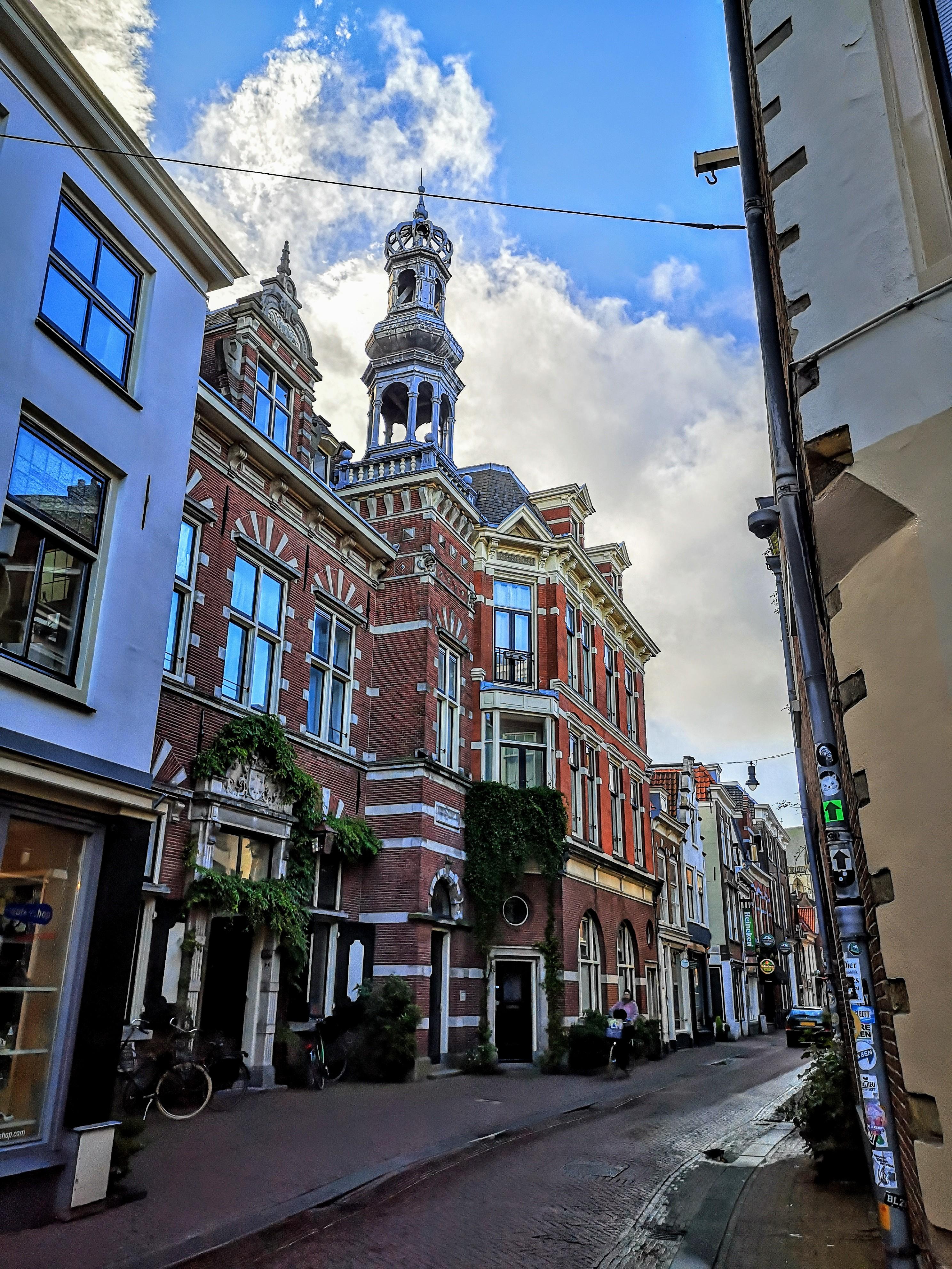 Haarlem Centrum - Wandelen langs de Kust