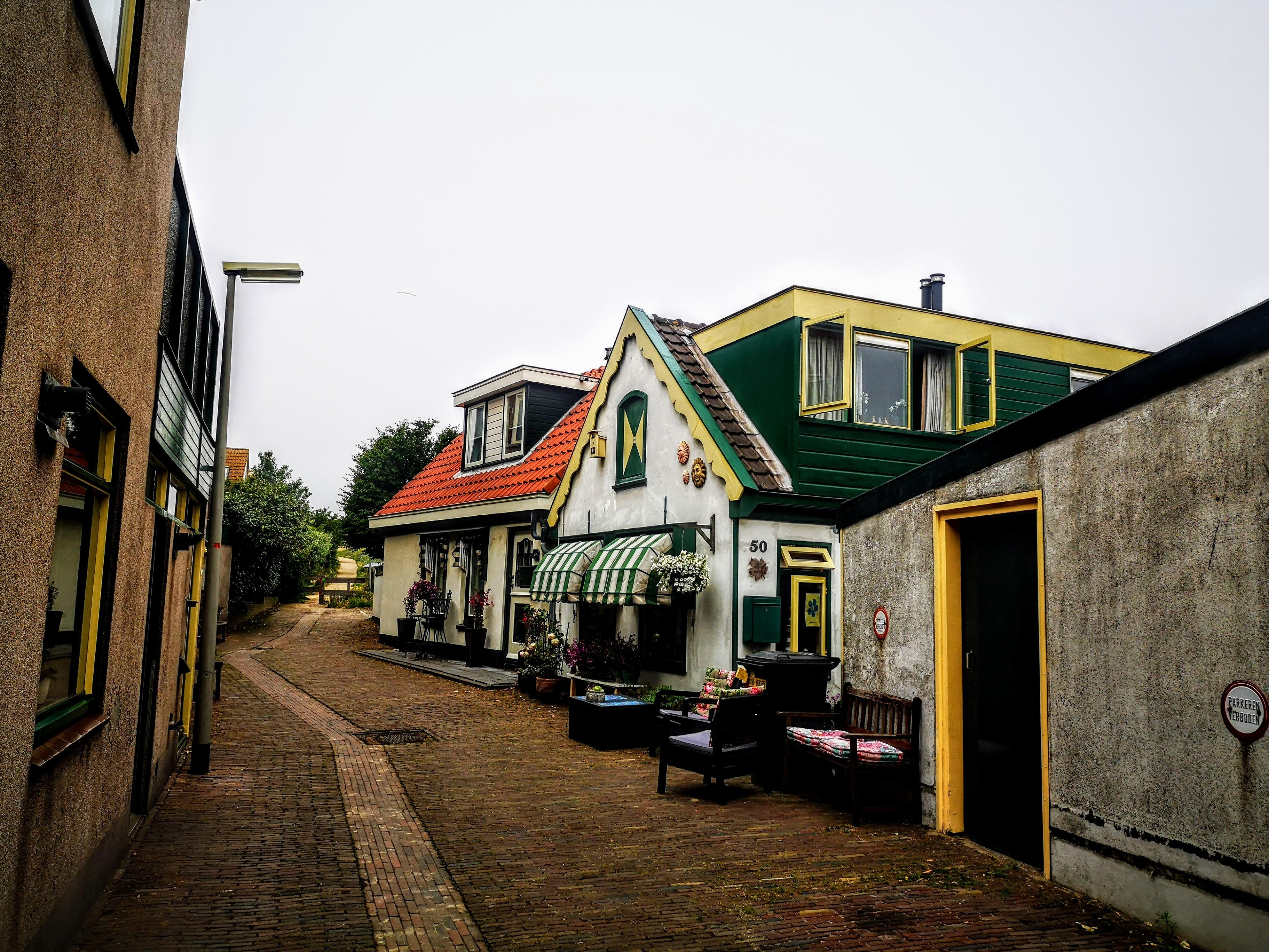 Nederlands Kustpad etappe 5 Santpoort Noord - Wijk aan Zee