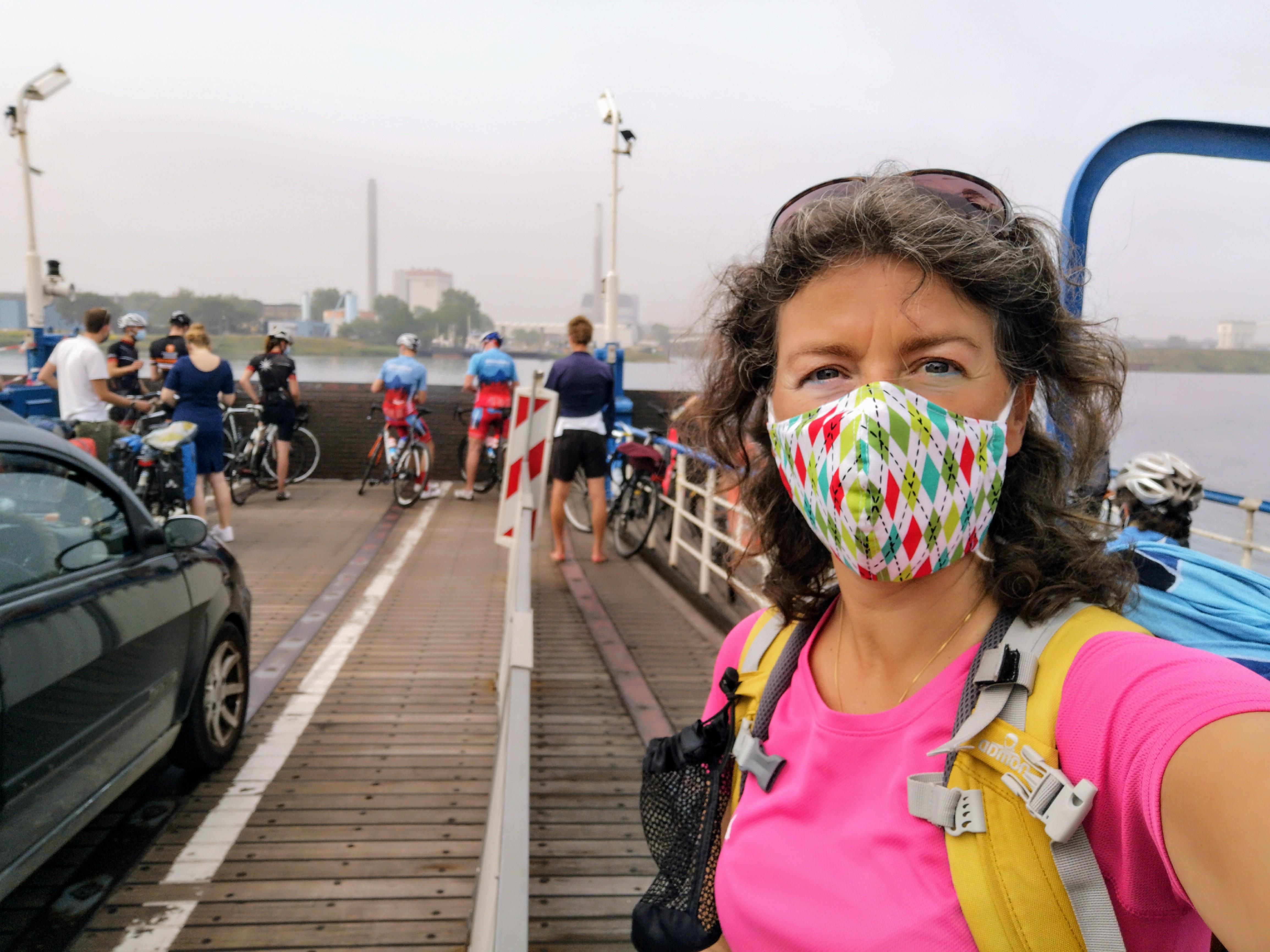 Nederlands Kustpad 2 etappe 5 Santpoort Noord - Wijk aan Zee