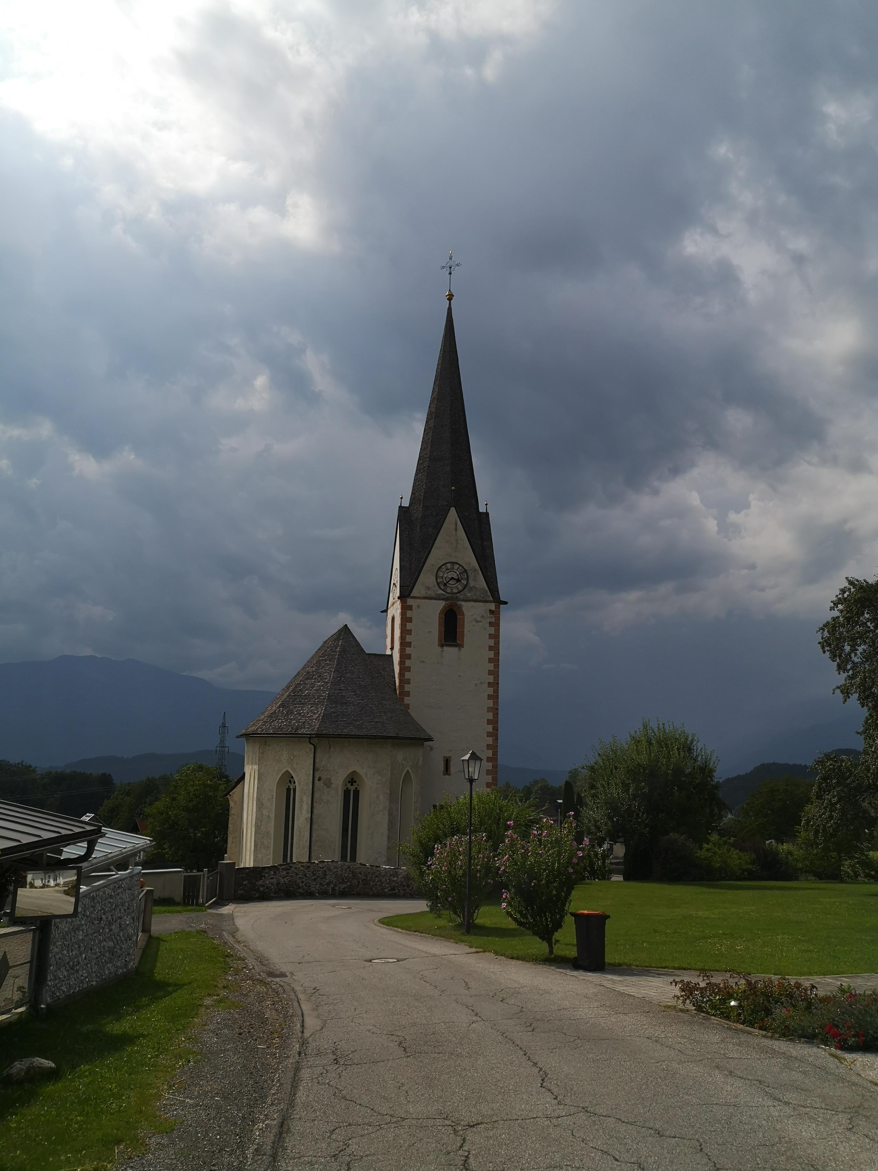 De Alpe Adria Trail - Etappe 13 - Oostenrijk