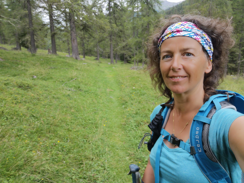 Alpe Adria Trail - Etappe 14 - LAW in Oostenrijk