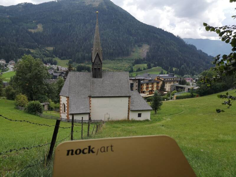 Alpe Adria Trail Etappe 16