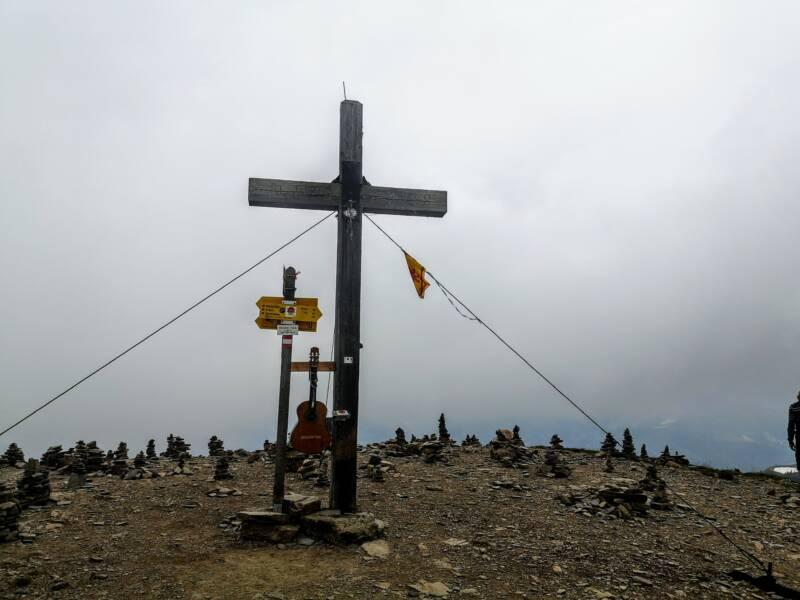 Alpe Adria Trail Etappe 17
