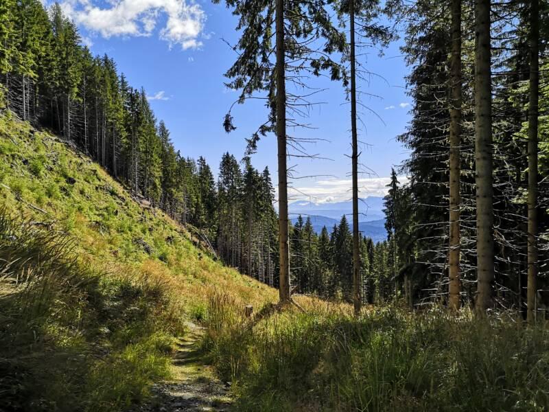 Alpe Adria Trail etappe 19