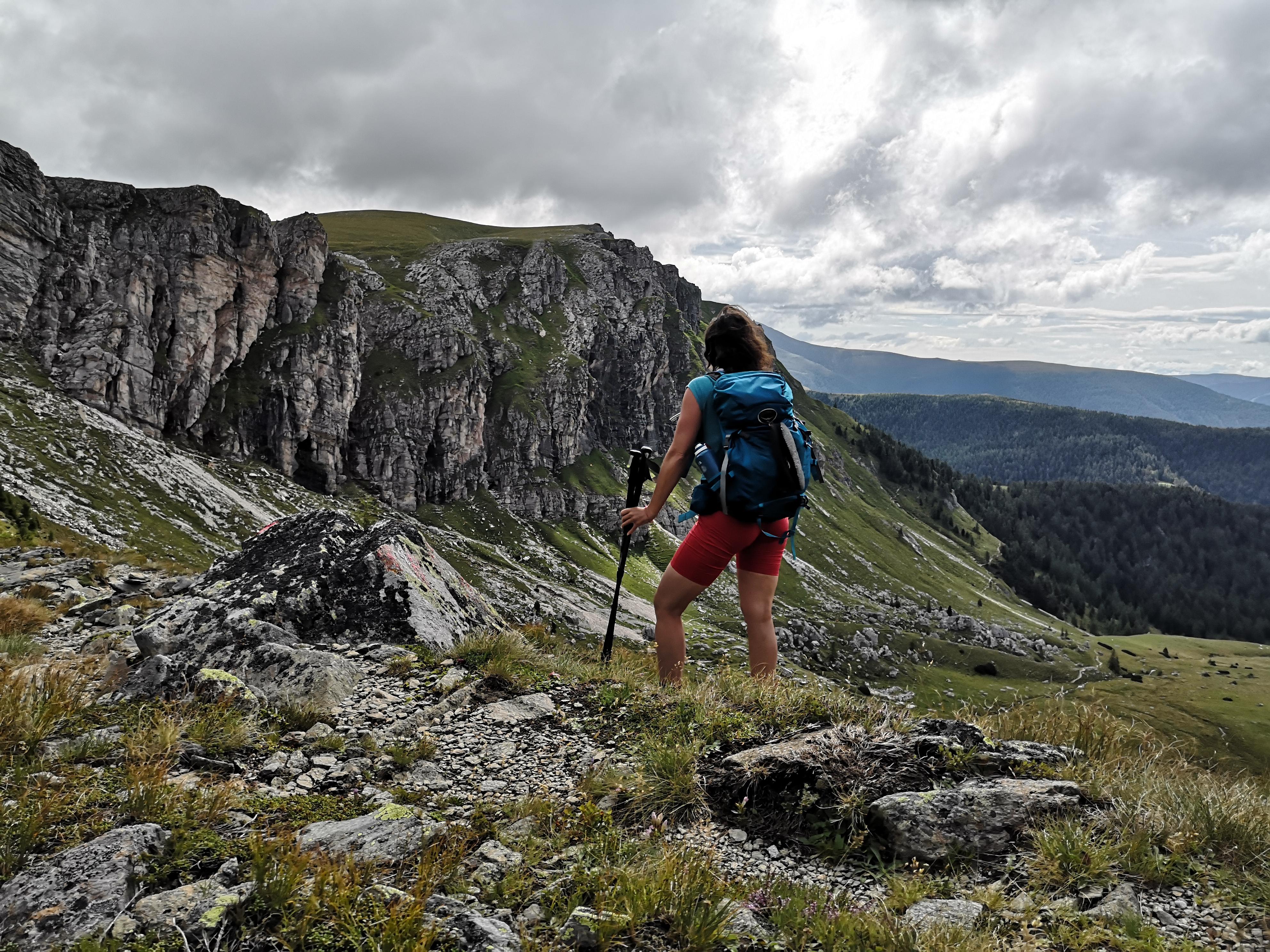 Etappe 15 - Alpenwandeling Alpe Adria Trail, Oostenrijk