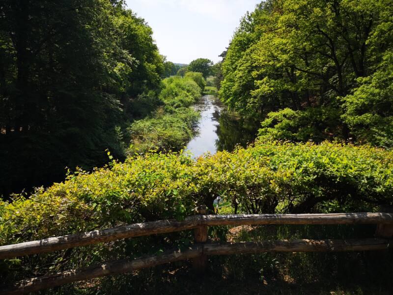 Steile Oever - Hiking Path Krishnamurti