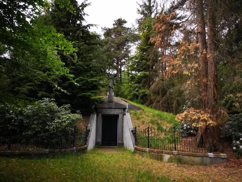 Crypt Baron van Pallandt