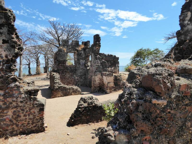Kunta Kinte Eiland - James Island, The Gambia