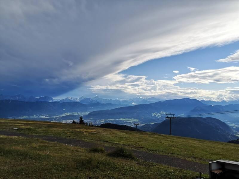 Oostenrijkse Alpen Wandeling