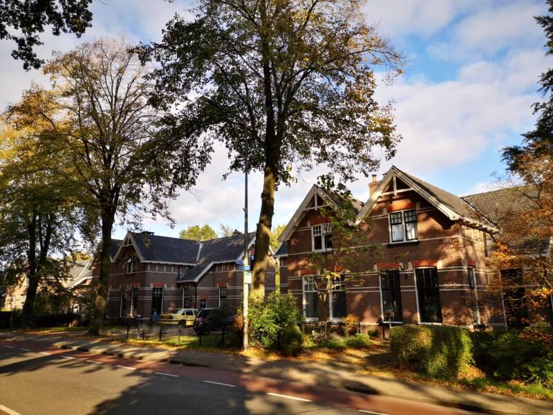 Rijksmonumenten Boslaan en Ommerweg - Balkbrug