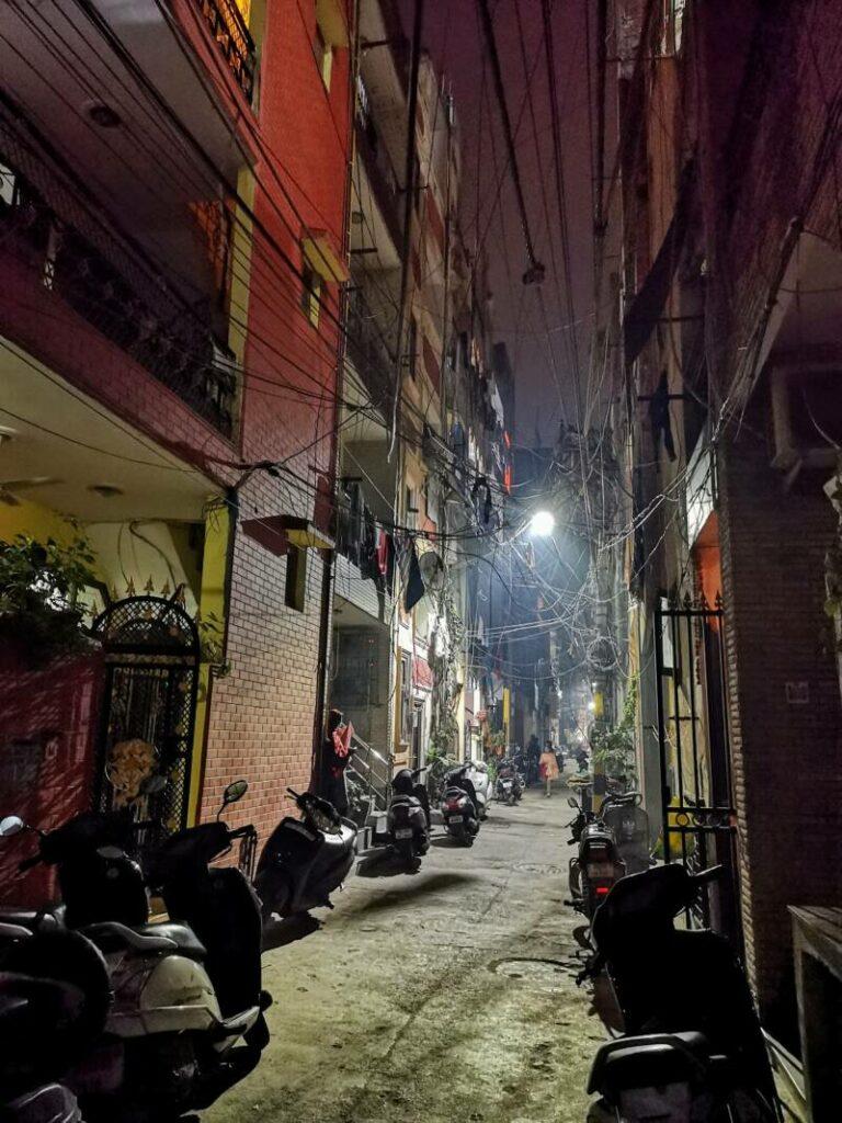 Nachtelijke avonturen - Delhi