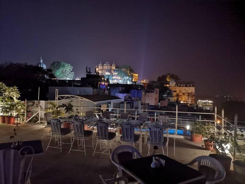 Nachtelijke Avonturen - Udaipur, Rajasthan