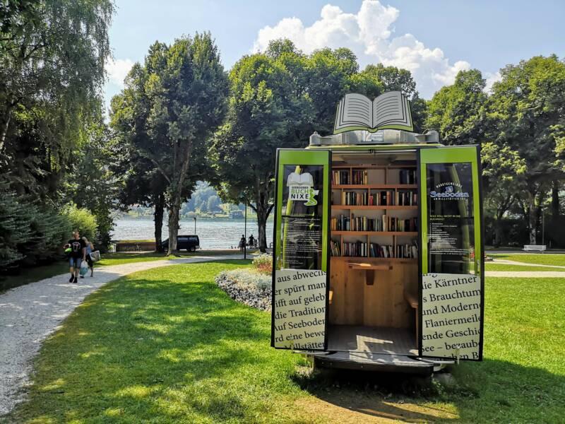 Bibliotheek Promenade Zum See Seeboden
