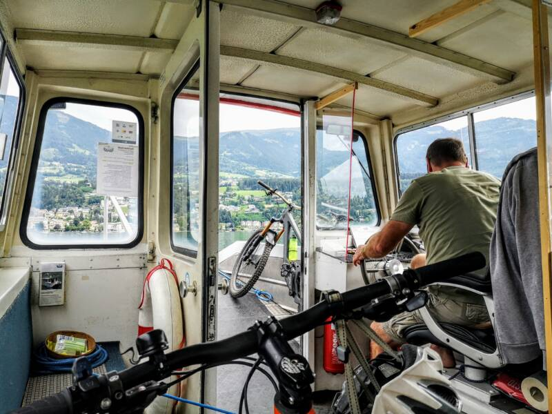 Mountainbike tour Egelsee
