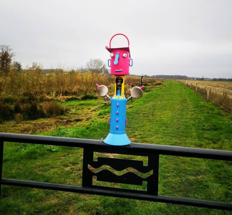 Amersfoort Kunst langs de route law3