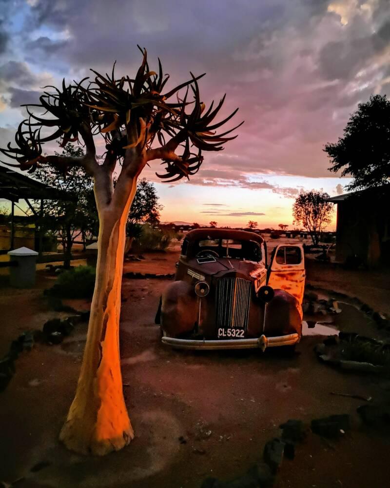 Canyon Roadhouse - Namibië