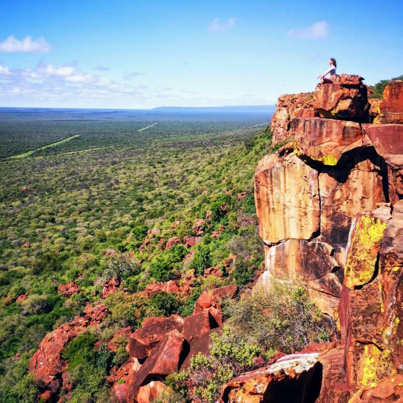 Waterberg Plateau Park Namibia