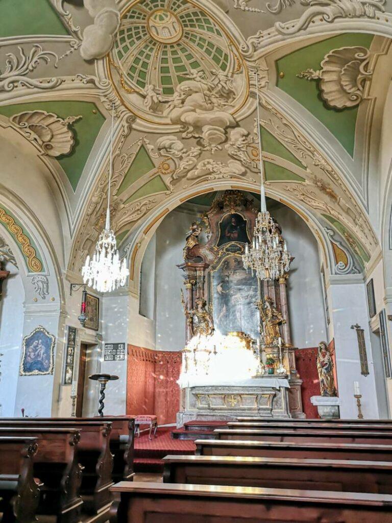 Kerken, kathedralen van Salzburg