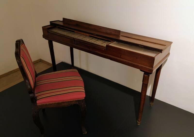 Piano Mozart Salzburg Oostenrijk