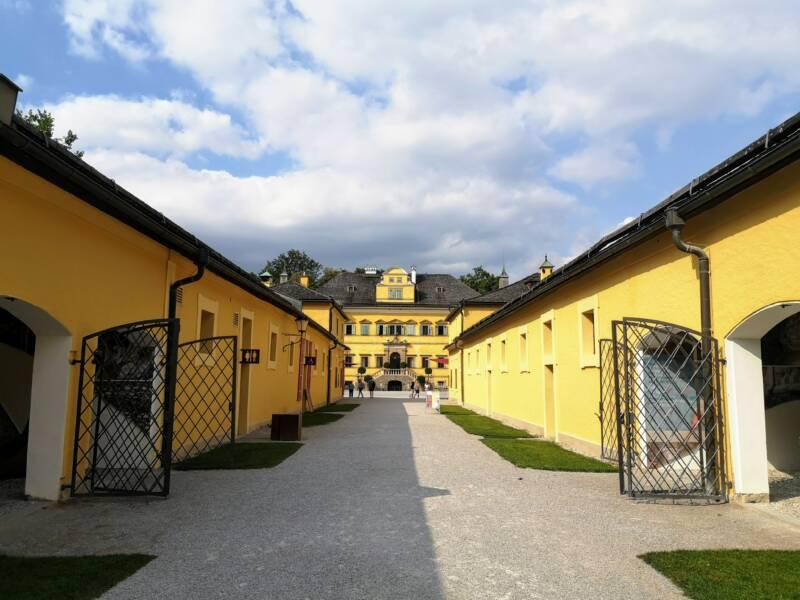 Schloss Hellbrunn - Salzburg Oostenrijk