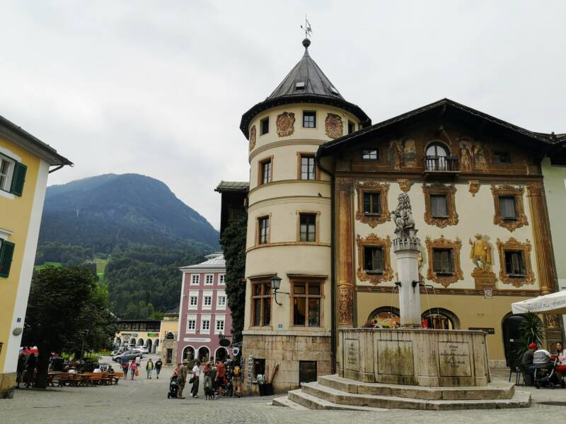 Berchtesgaden - Duitsland